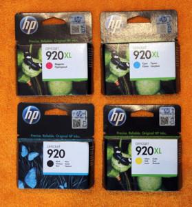 Картридж HP 920