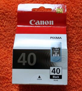 Картридж Canon 40