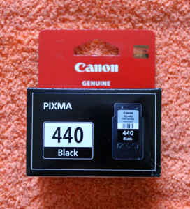 Картридж Canon 440