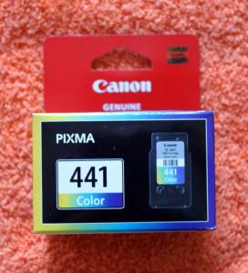 Картридж Canon 441