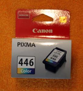 Картридж Canon 446