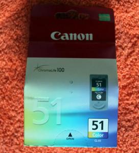 Картридж Canon 51