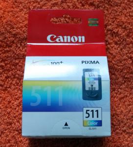 Картридж Canon 511