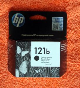 Картридж HP 121b
