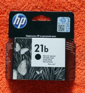 Картридж HP 21b