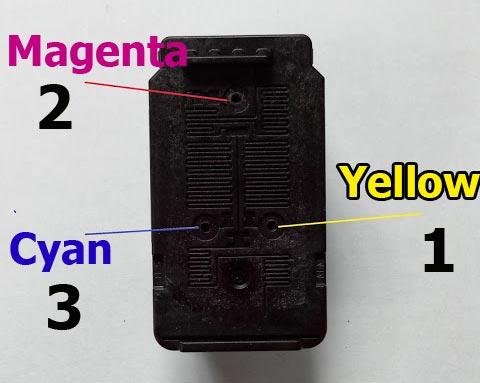 Заправка картриджей canon 441 в домашних условиях