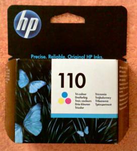 Картридж HP 110