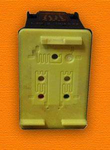 Инструкция по заправке картриджей HP 110