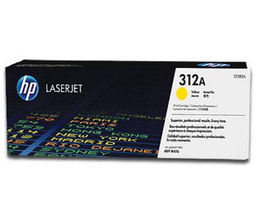 Заправка картриджей HP CF382A