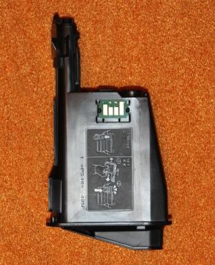 Kyocera TK-1120 инструкция по заправке