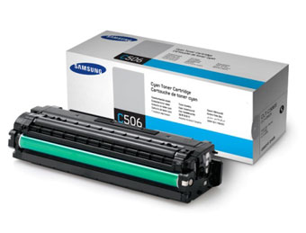 Заправка картриджей Samsung CLT-C506