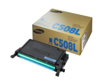 Заправка картриджей Samsung CLT-C508
