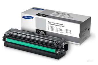 Заправка картриджей Samsung CLT-K506