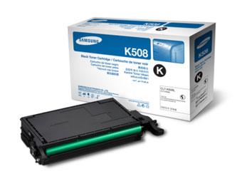 Заправка картриджей Samsung CLT-K508