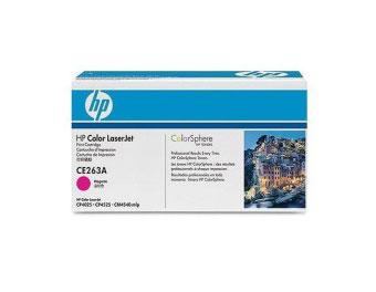 Заправка картриджей HP CE263A