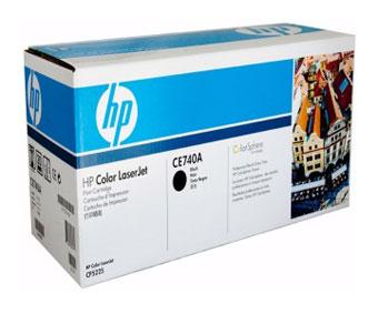 Заправка картриджей HP CE740A